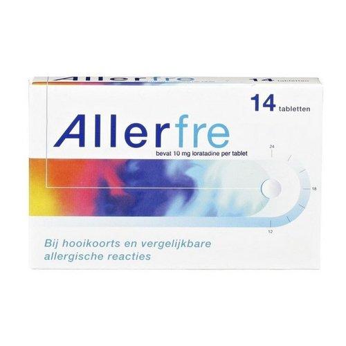 Allerfre Loratadine 10 mg (14tb)