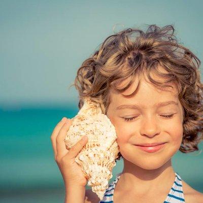 Veilig zonnen Kinderen