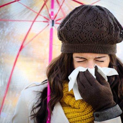 Griep + verkoudheid