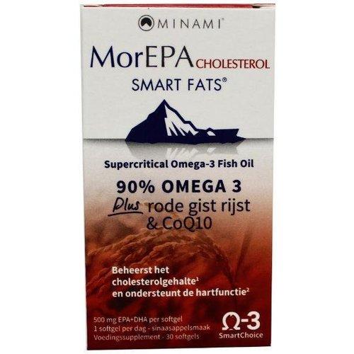 Minami Minami Mor EPA cholesterol (30 softgels)