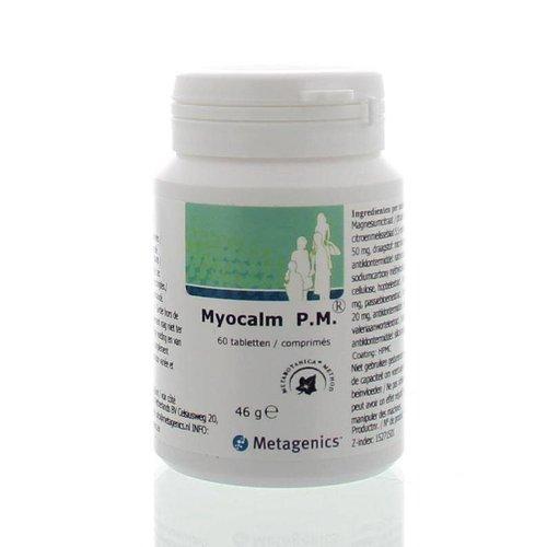 Metagenics Metagenics Myocalm PM (60 tabletten)