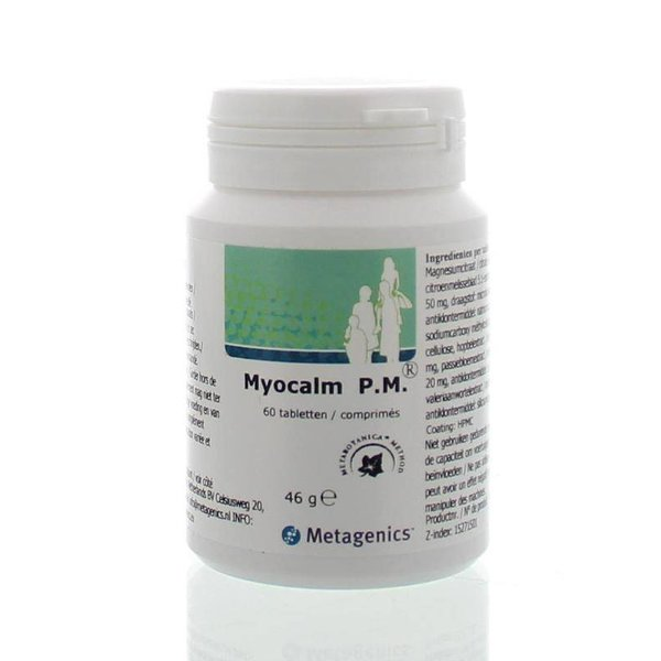 Myocalm PM (60 tabletten)