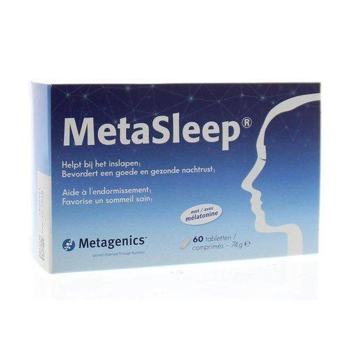 Metagenics Metagenics Metasleep (60 tabletten)