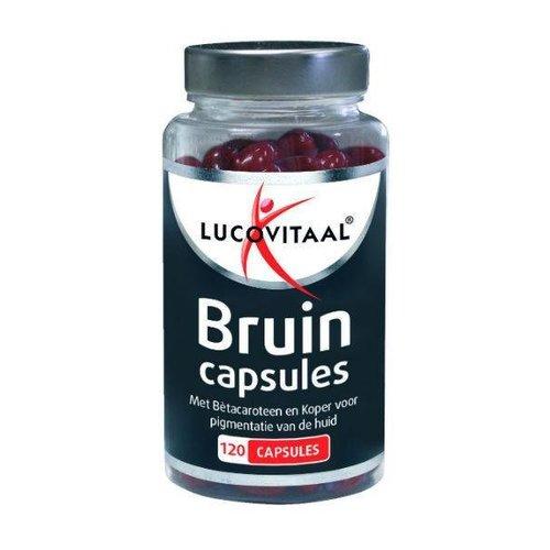 Lucovitaal Lucovitaal Bruin capsules (120 capsules)