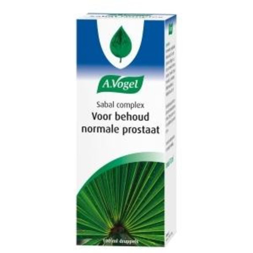 A Vogel A Vogel Sabal complex (100 ml)