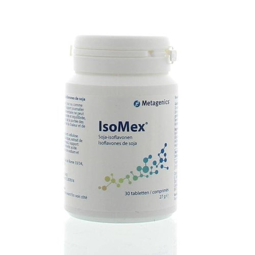 Metagenics Metagenics Isomex pot (30 tabletten)
