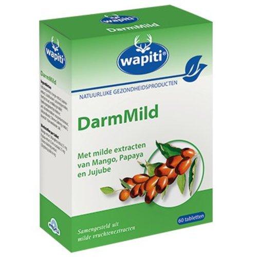 Wapiti Darmmild (60 dragees)
