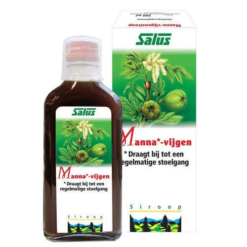 Salus Salus Manna vijgensiroop (200 ml)