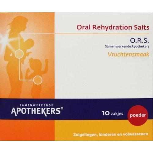 SAN SAN ORS poeder glucose/mineralen (10 sachets)