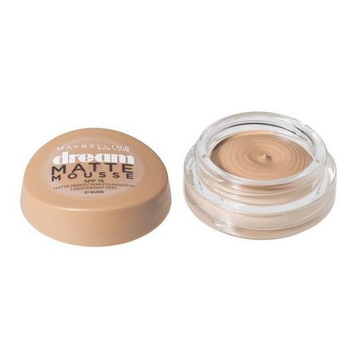 Maybeline Maybeline Dream Matte Mousse Foundation (18ml) #021 Nude