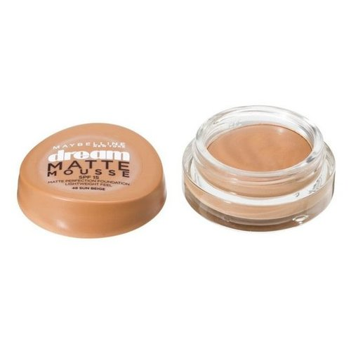 Maybeline Maybeline Dream Matte Mousse Foundation (18ml) #048 Sun Beige