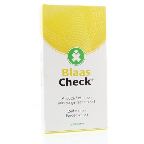 Blaas-check (3 stuks)