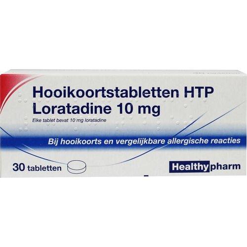 Healthypharm Loratadine hooikoorts tablet Healthypharm (30 tabletten)