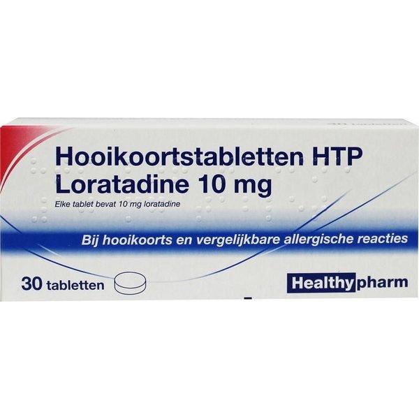 Loratadine Hooikoorts/Allergie (30 tb)