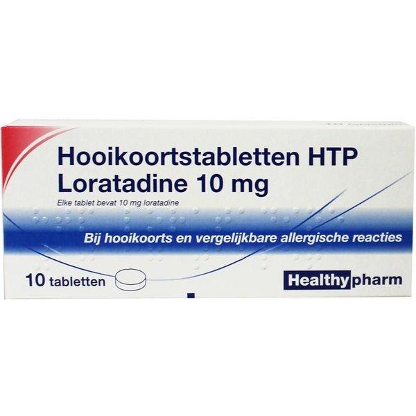 Loratadine Hooikoorts/Allergie (10 tb)
