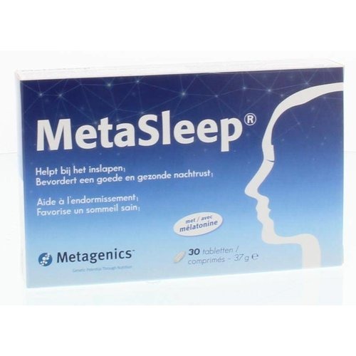Metagenics Metagenics Metasleep (30 tabletten)