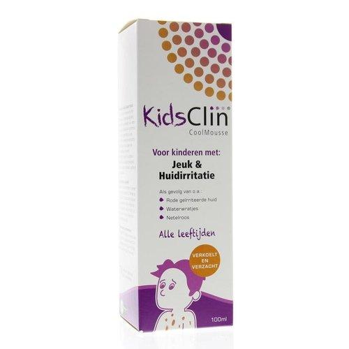 Kidsclin Coolmousse Jeuk & Huidirritatie (100ml)