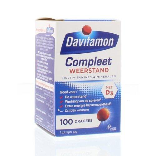 Davitamon Compleet weerstand (100drg)
