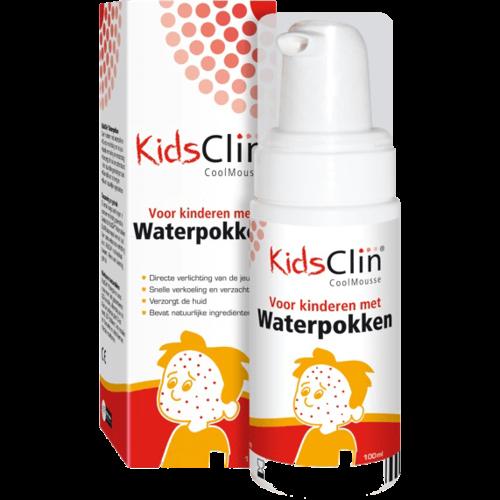 Kidsclin Coolmousse Waterpokken (100ml)