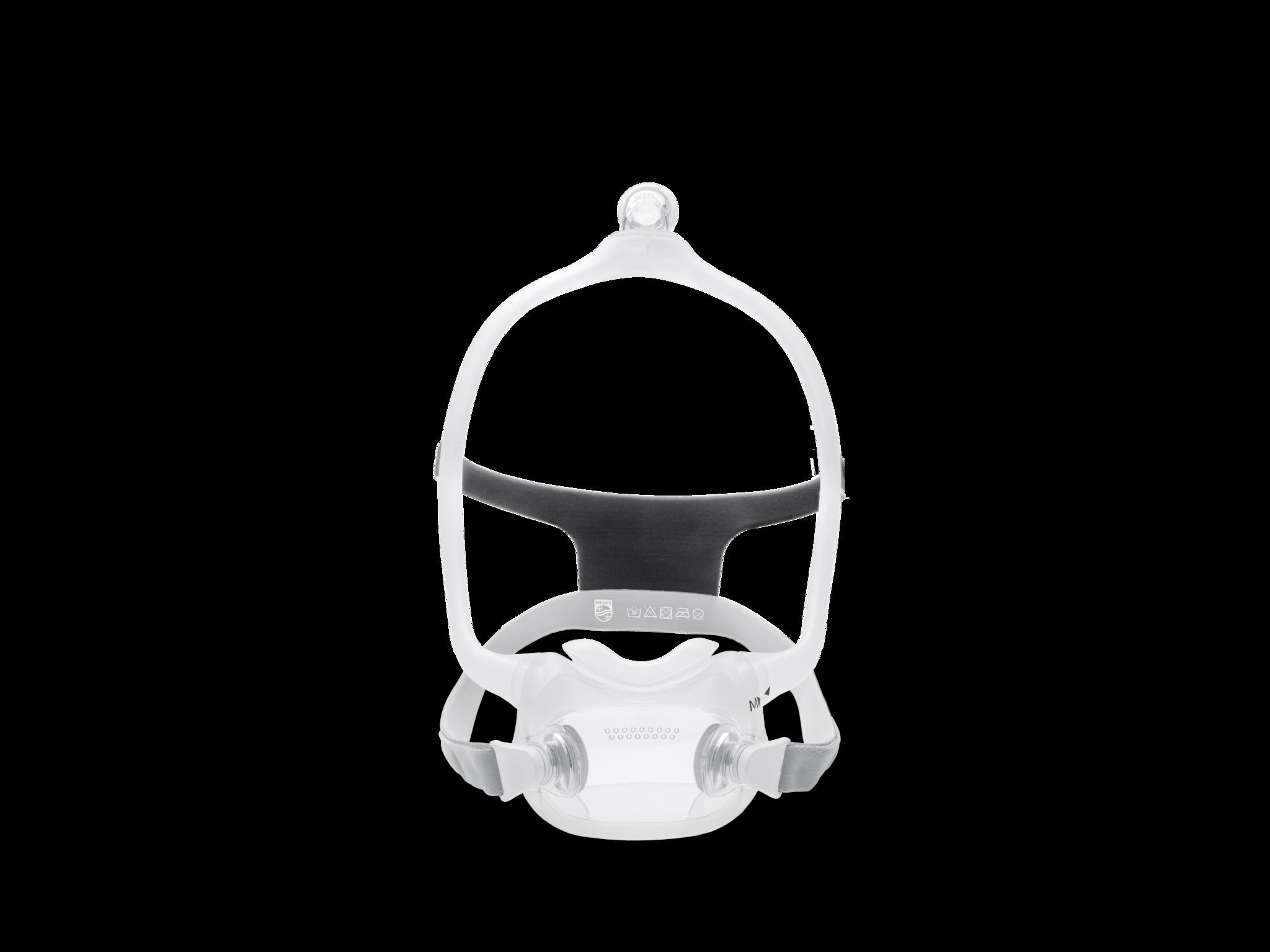 Masque naso-buccal