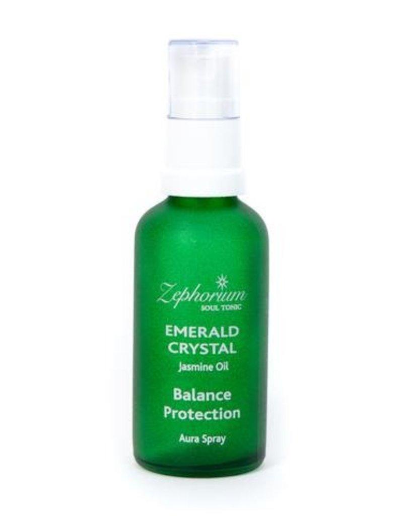 Zephorium Soul Tonic Emerald Crystal Aura Spray 50ml