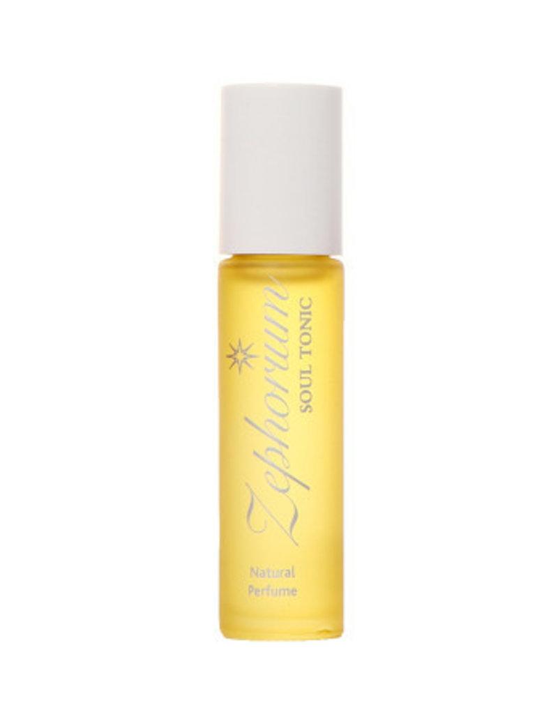 Zephorium Soul Tonic Citrine Crystal Natural Perfume Rollette 10ml