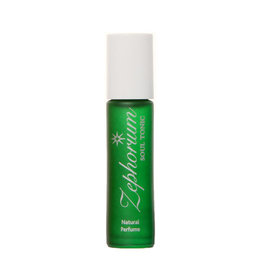 Zephorium Soul Tonic Emerald Crystal Natural Perfume Rollette 10ml