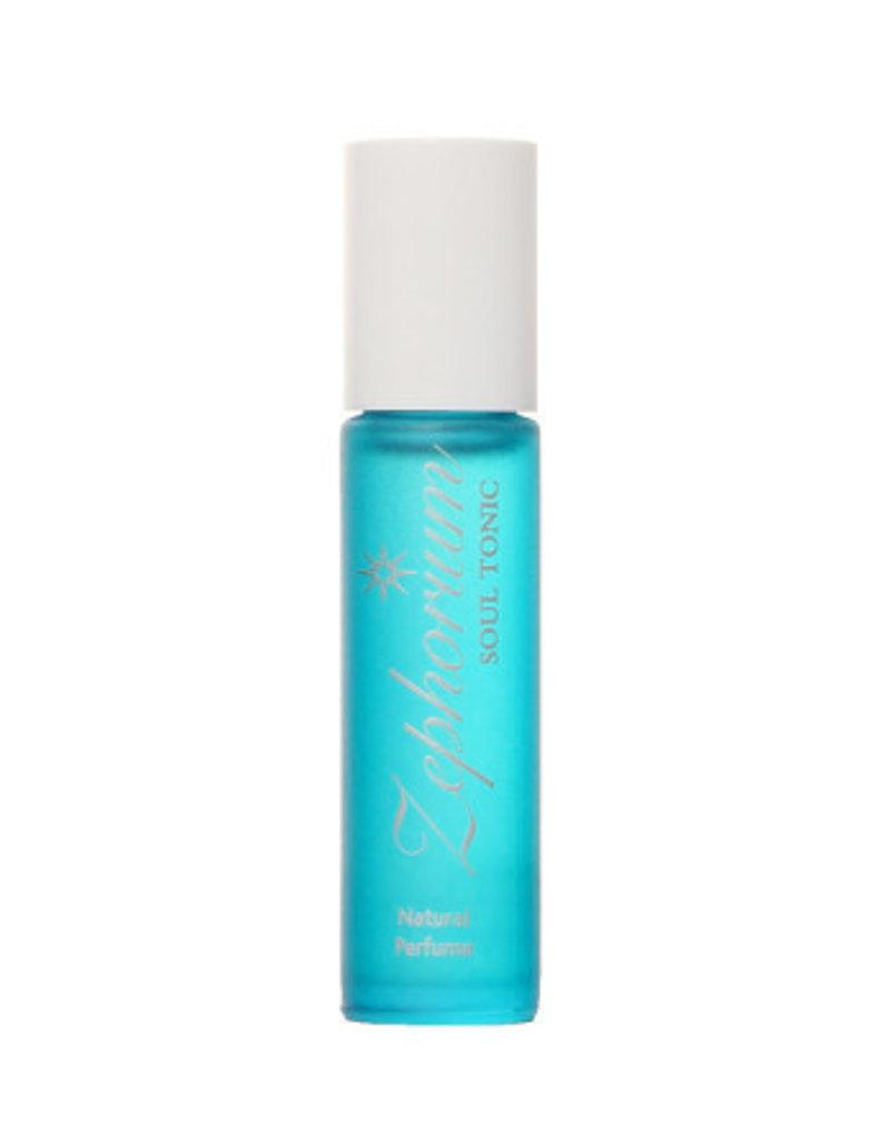 Zephorium Soul Tonic Aquamarine Crystal Natural Perfume Rollette 10ml