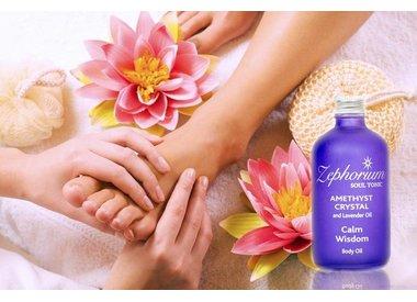 Aromatherapie / Essentiële oliën