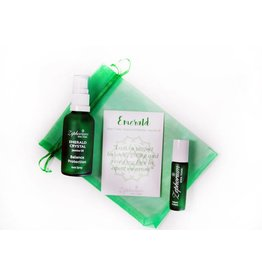 Giftset Emerald Love