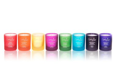 Aromatherapy Affirmation Candles