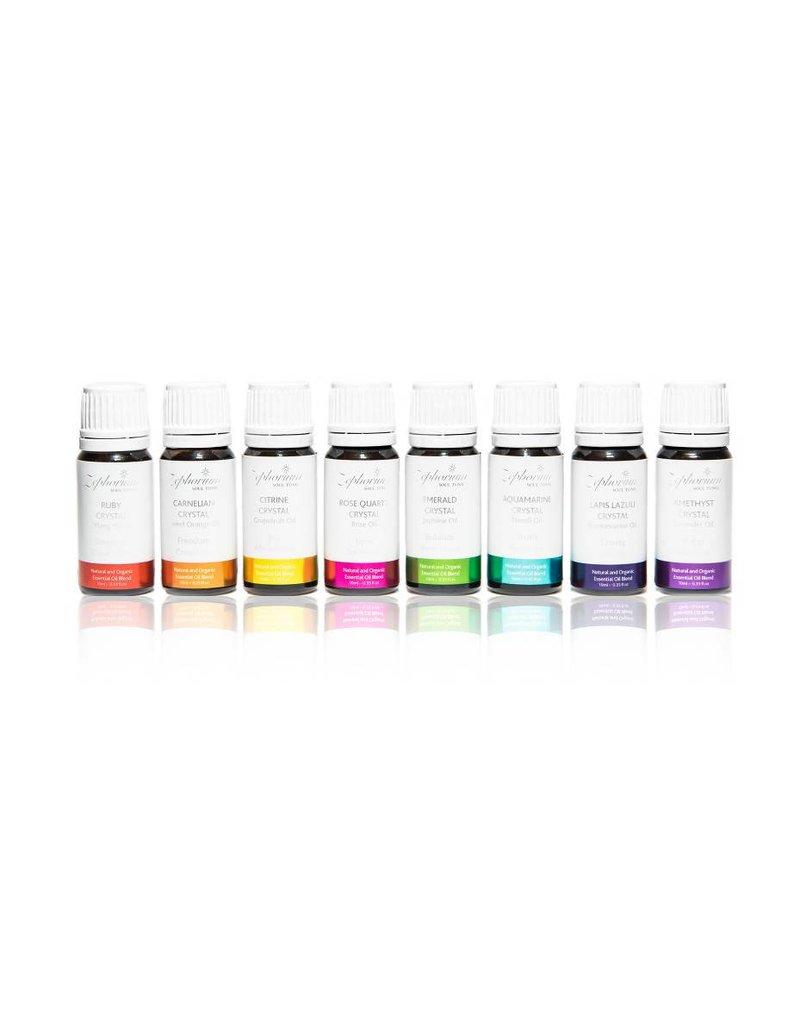 Zephorium Soul Tonic Citrine Crystal Essential Oil Blend