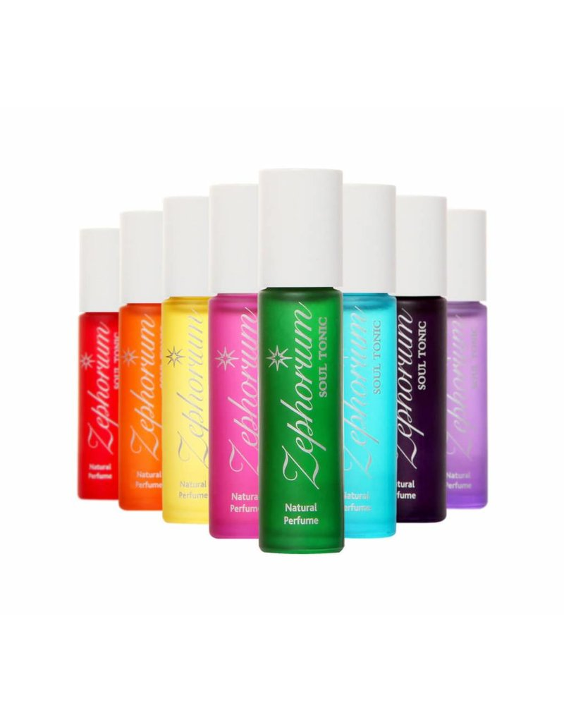 Zephorium Soul Tonic Parfum roller set