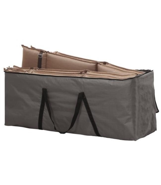 Outdoor Covers Luxe kussen opbergtas Outdoor Covers 125x40x50 cm