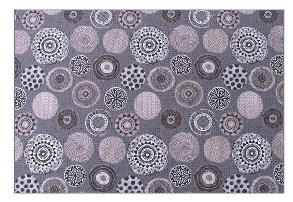 Buitenkleed Estelli 120x170cm | Grey | Hartman