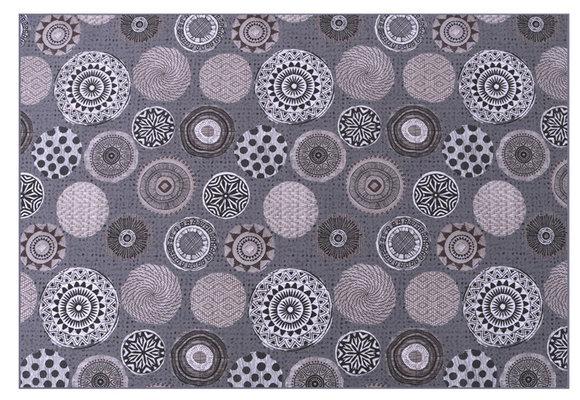 Buitenkleed Estelli 140x200cm | Grey | Hartman