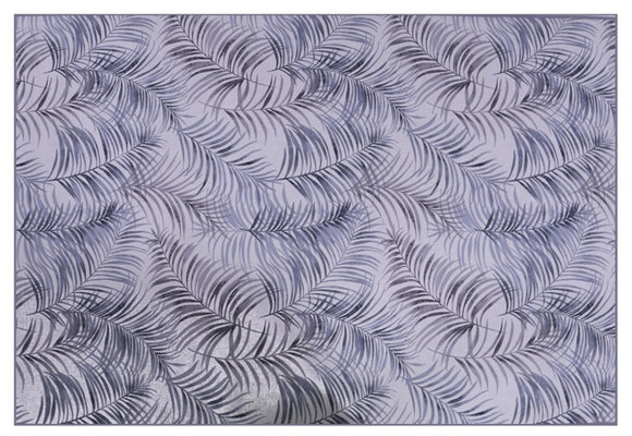 Buitenkleed Belize 140x200cm | Grey | Hartman