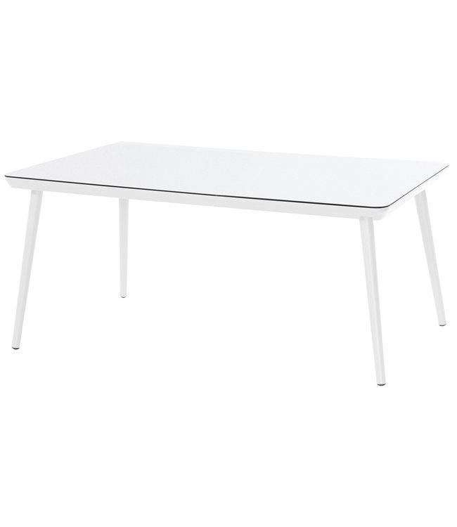 Hartman Tuintafel Sophie Studio 170x90cm | White | Aluminium | Hartman