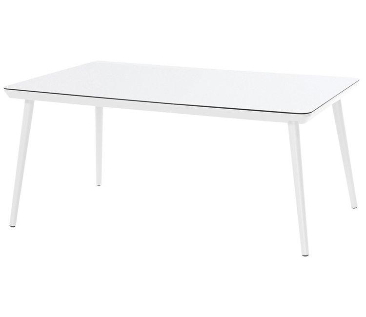 5 delige tuinset | 4 Sophie Studio stoelen | 170cm HPL tafel