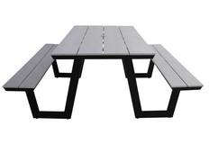 Picknicktafel Coffee Bay | Aluminium & Polywood