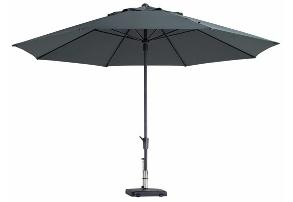 Madison Parasol | Timor Luxe | Grey | ∅400cm
