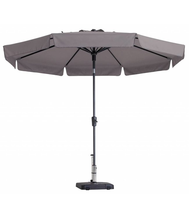 Madison Madison Parasol | Flores Luxe | Taupe | ∅300cm