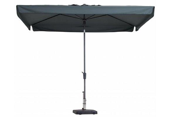 Madison Parasol | Delos Luxe | Grey | 300x200cm