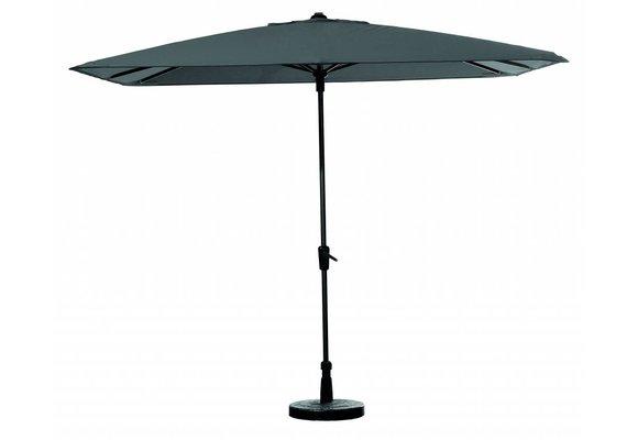 Madison Parasol | Round Corner | Grey | 280x280cm