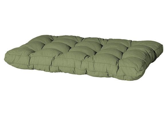 Madison Florance palletkussen | Basic Green | ca. 120x80cm