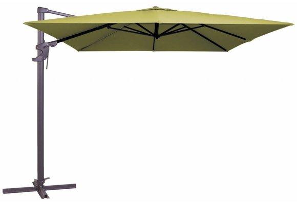 Madison Parasol | Monaco Flex II | Sage Green | 300x300cm
