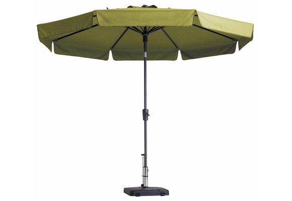 Madison Parasol | Flores Luxe | Sage Green | ∅300cm