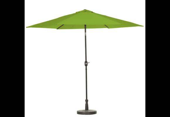 Madison Parasol | Tenerife Round | Apple Green | ∅300cm