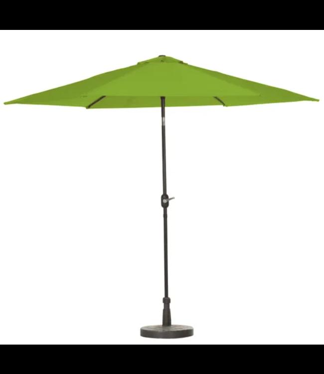Madison Madison Parasol | Tenerife Round | Apple Green | ∅300cm
