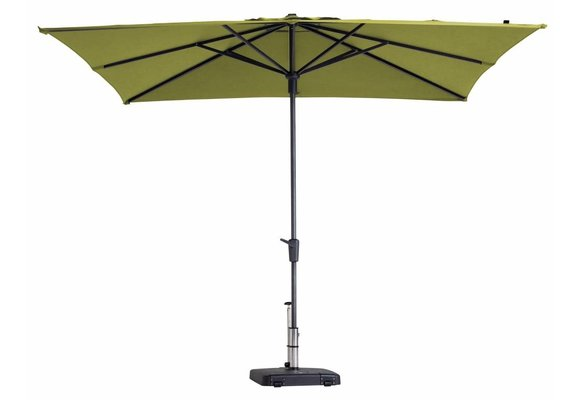 Madison Parasol | Syros Luxe Square | Sage Green | 280x280cm